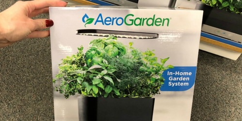 AeroGarden Harvest Slim + Herb Seed Kit Only $63.99 Shipped on Macys.com (Regularly $164)