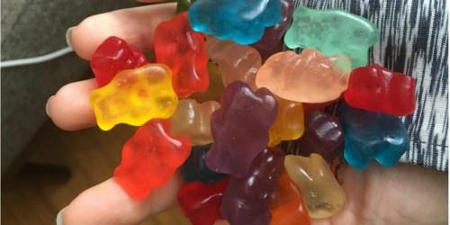 Albanese Gummi Bears 5-Pound Bag Only $9.50 Shipped on Amazon