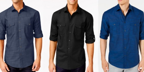 Up to 70% Off Men's Apparel & Shoes at Macy's | Kenneth Cole, Alfani, Tommy Hilfiger & More