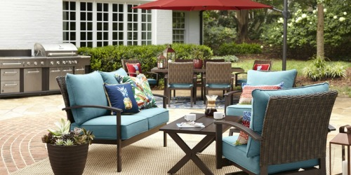 50% Off Outdoor Dining Tables & Chairs at Lowe's