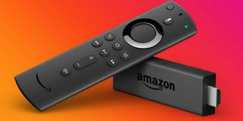 Amazon Fire TV Stick w/ Alexa Voice Remote Just $21.99 Shipped for Prime Members (Regularly $40)
