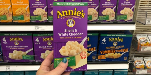 Annie's Macaroni and Cheese 12-Pack Only $11.43 Shipped on Amazon | Just 95¢ Per Box