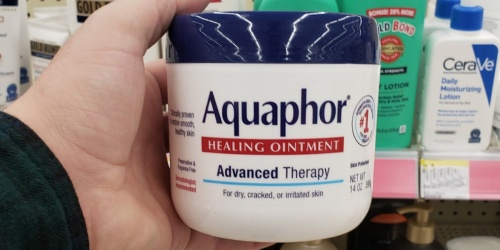 Amazon Prime | Aquaphor Healing Ointment Multipack Only $11 Shipped (Regularly $20)