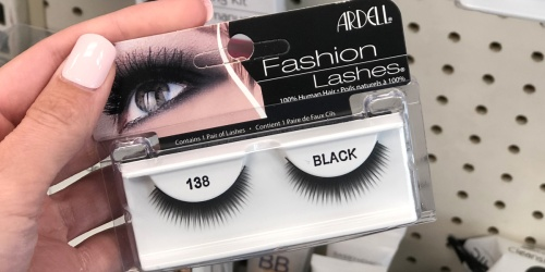 Ardell Fashion Lashes Only $1 at Dollar Tree