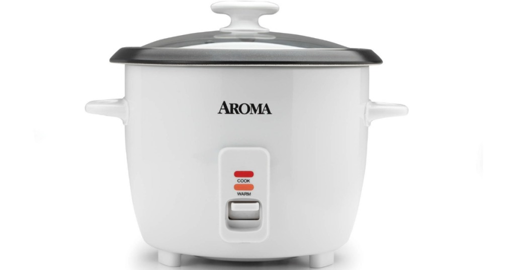 front view of Aroma 14-Cup Rice Cooker