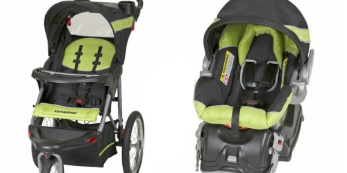 Baby Trend Expedition Jogger Travel System as Low as $99.60 Shipped (Regularly $179)