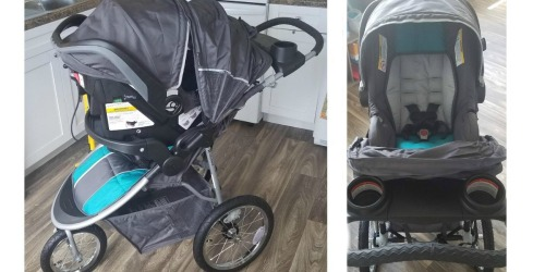 Baby Trend Jogger Travel System Only $99 Shipped (Regularly $200)