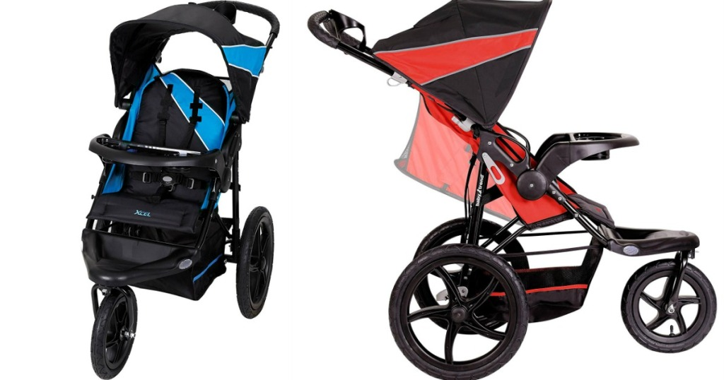 Baby Trend Xcel Jogger Stroller Only $53 84 Shipped