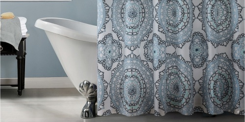 Shower Curtains Only $7 Shipped at Macy's