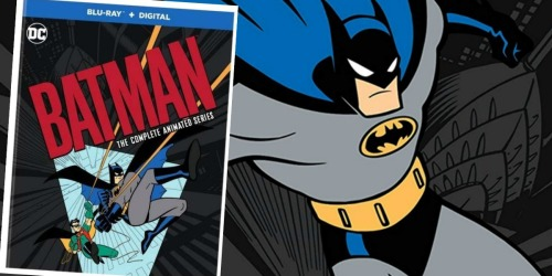 Batman The Complete Animated Series Only $43.99 Shipped on Amazon (Regularly $90)
