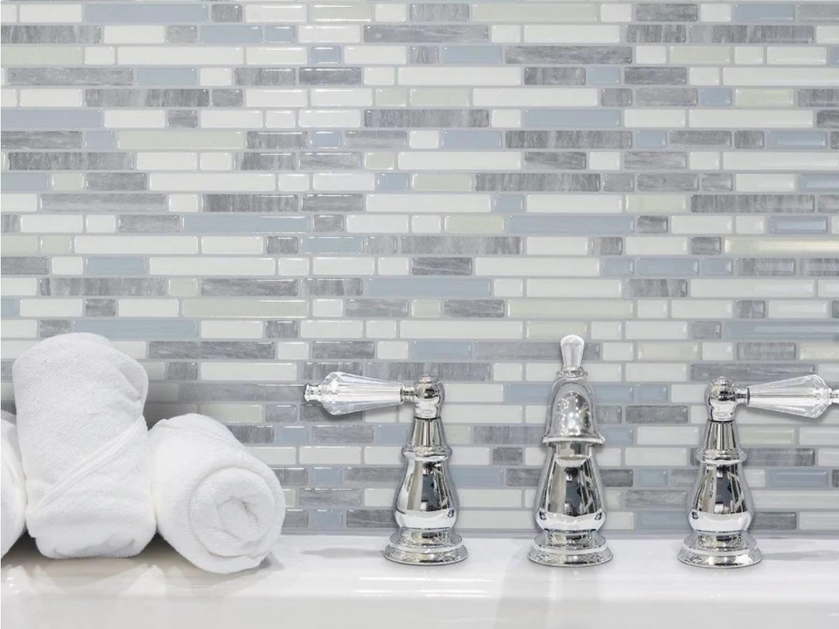 - Up To 35% Off Peel & Stick Backsplash Tiles At Home Depot - Hip2Save