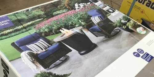 Up to 60% Off Outdoor Fire Pits at Walmart