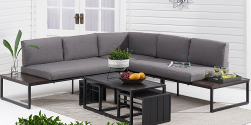 Better Homes & Gardens 3-Piece Patio Sectional Set Only $299.98 Shipped (Regularly $600)
