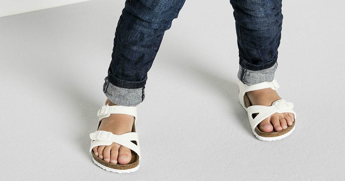 Birkenstock Kids Rio Birko-Flor Sandals