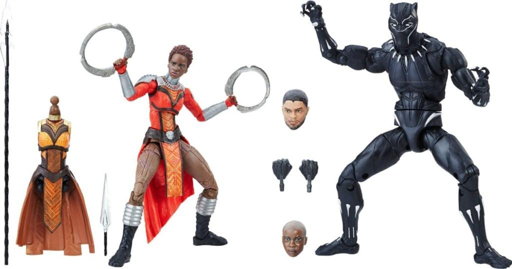 Black Panther Figures