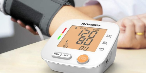 Digital Blood Pressure Monitor Only $19.99 Shipped at Amazon