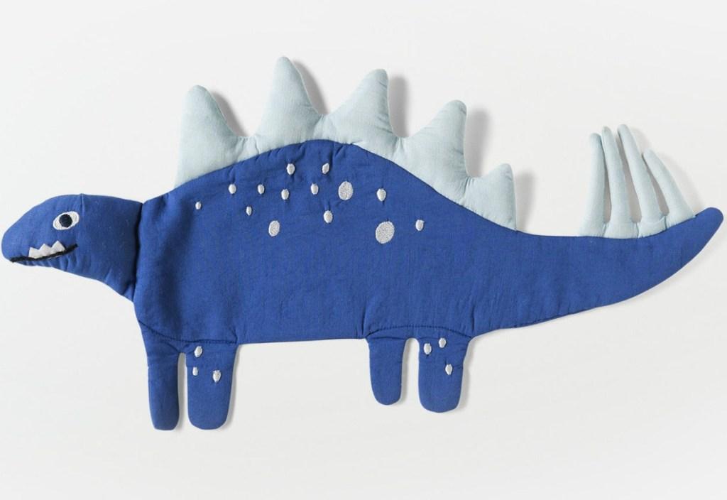 blue dinosaur toy