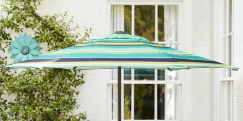 7.5-Foot Patio Umbrella as Low as $12 as Lowe's (Regularly $48)