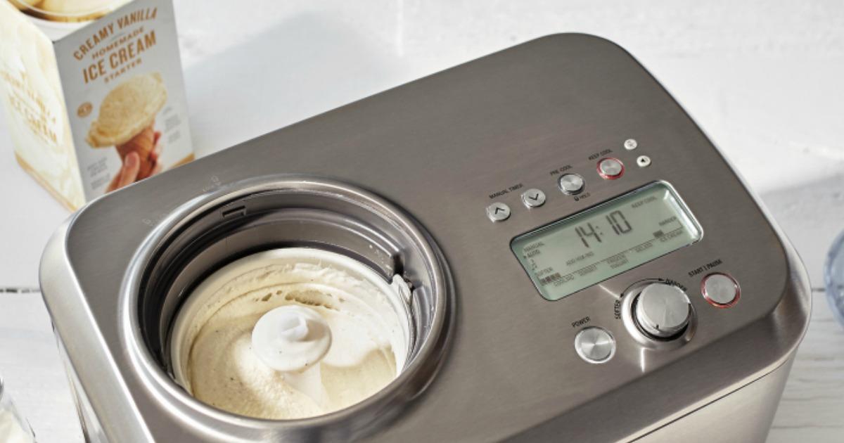 Breville Ice Cream Compressor
