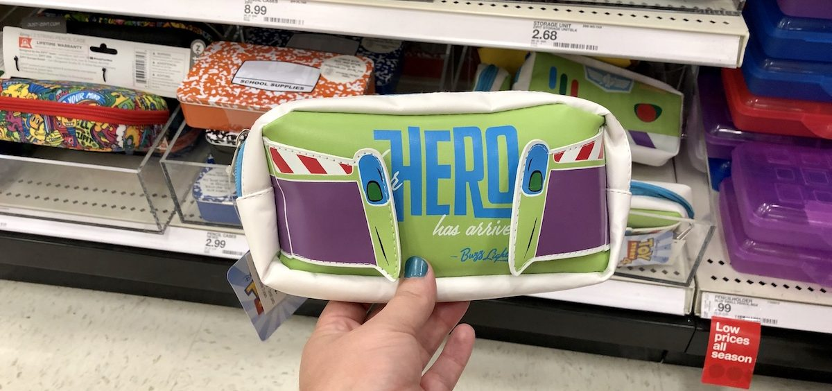 Buzz Lightyear pencil case by other school supplies
