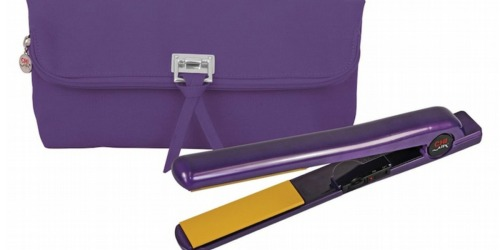 CHI Air Ceramic Flat Iron & Thermal Bag Set Only $49.99 at Zulily (Regularly $130)