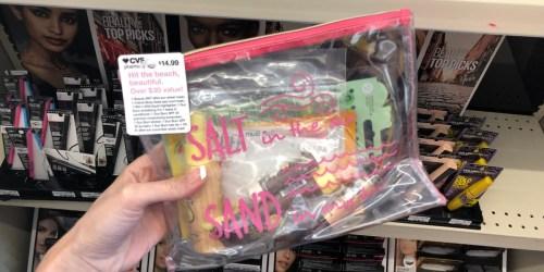 FREE 9-Piece Beauty Bag w/ $30 CVS Beauty Purchase + Deal Idea