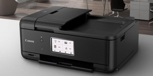 Canon PIXMA Wireless All-In-One Printer Only $29.99 Shipped (Regularly $180) After Best Buy Gift Card