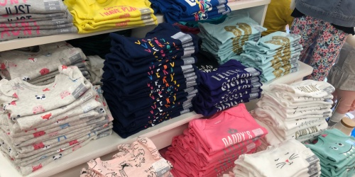 70% Off Carter's Baby Bodysuits & Rompers at Macy's