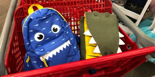 10 Best-Selling Cat & Jack Kids Backpacks Available at Target | Rainbows, Dinosaurs & More