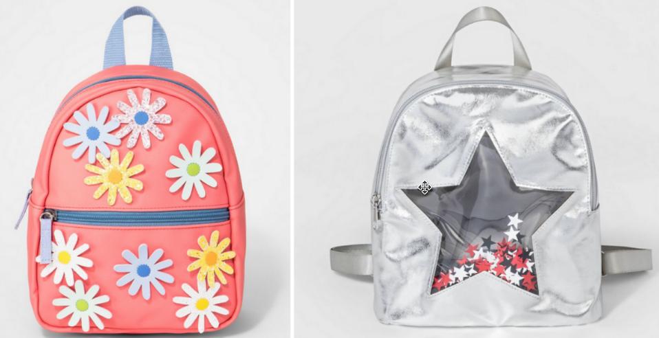 Cat & Jack Kids Toddler Backpacks