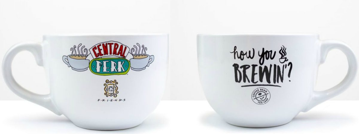 Central Perk Mugs