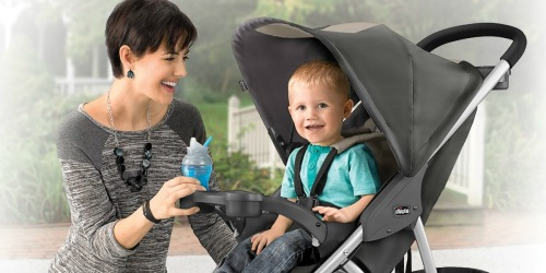 Chicco Viaro Quick-Fold Stroller Only $129.99 Shipped (Regularly $200)