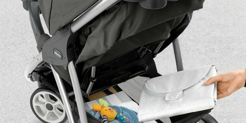 55% Off Chicco Viaro Quick Fold Stroller + Free Shipping