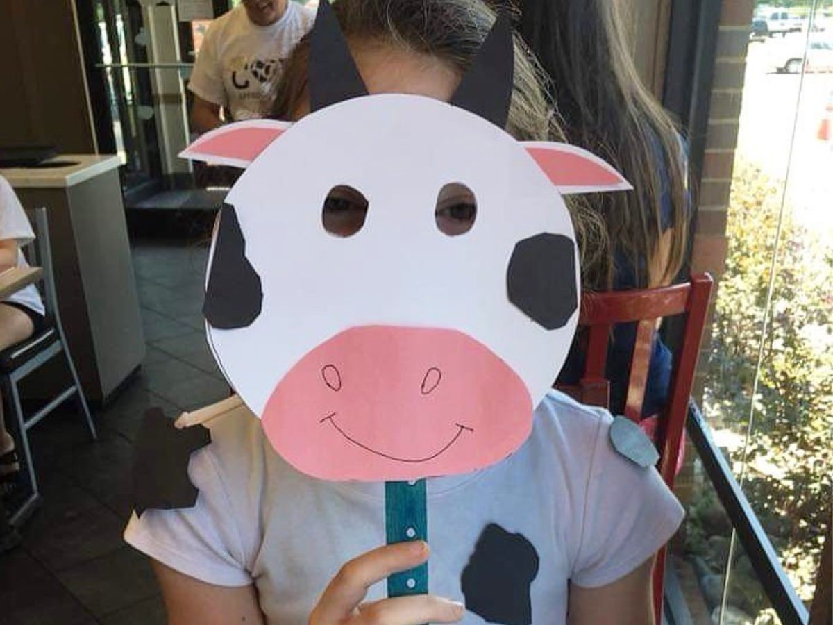 image relating to Chick Fil a Cow Appreciation Day Printable called Chick-Fil-A Cow Appreciation Working day is At present! Costume within Cow