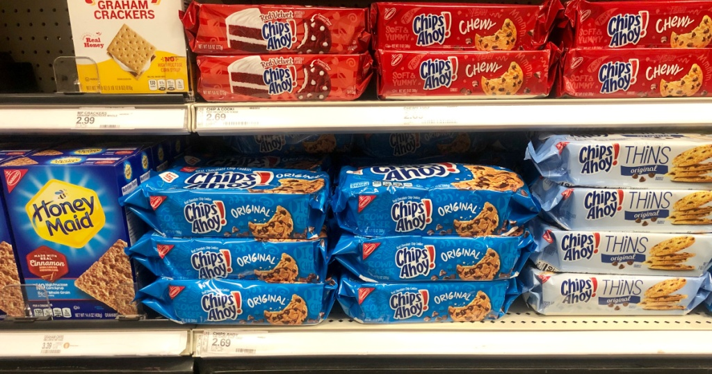 chips ahoy cookies at target