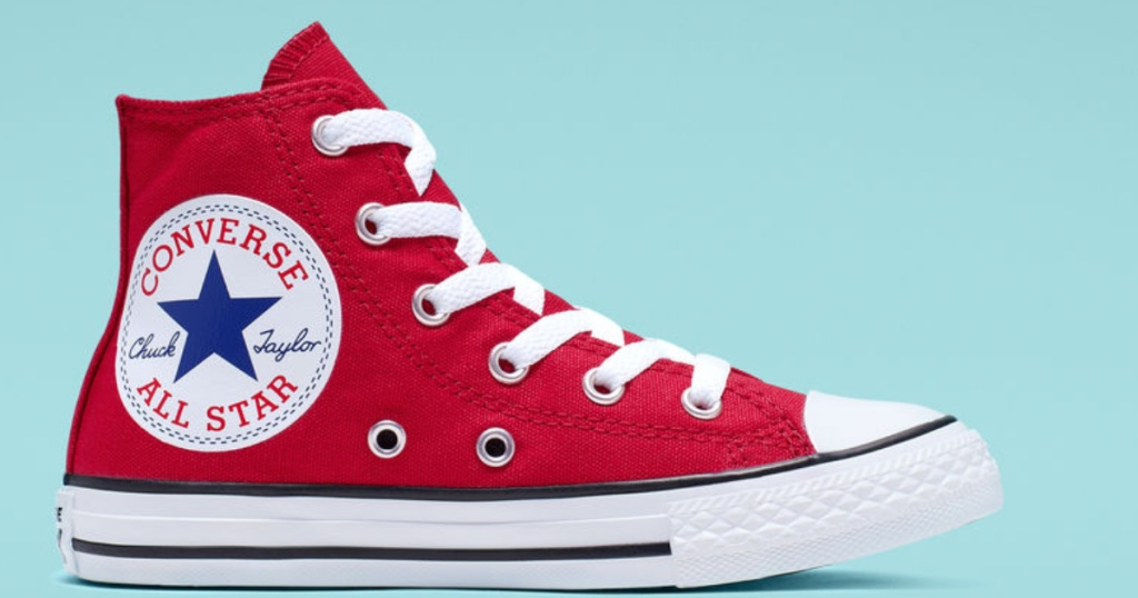 Chuck Taylor All Star Oversized Logo High Top