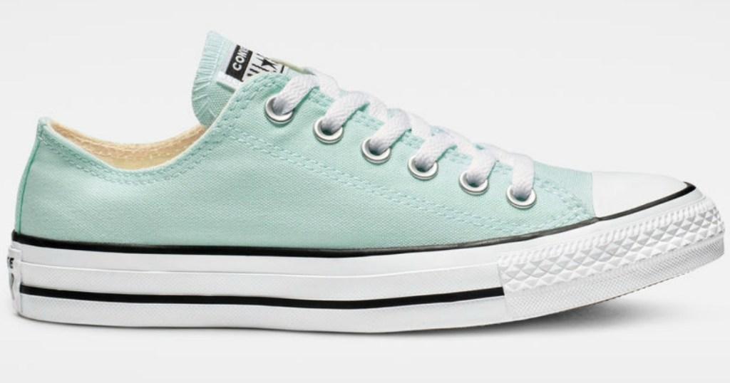 aqua converse shoes