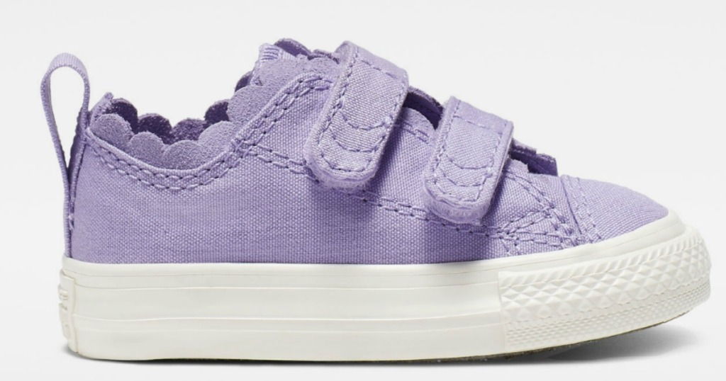 Chuck Taylor All Star Toddler Frilly Thrills Hook and Loop Low Tops