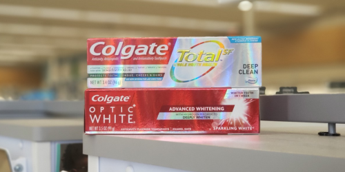 Better Than FREE Colgate Toothpaste After Walgreens Rewards (Starting 8/4)