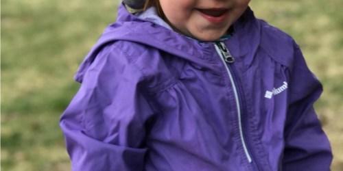Up to 70% Off Columbia Girls Rain Jackets & Hoodies + Free Shipping