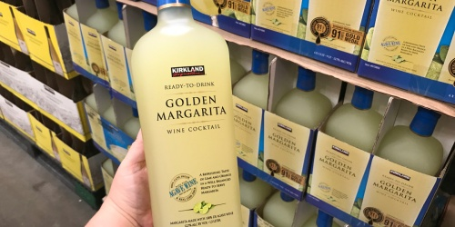 Costco Sells HUGE Bottle of Ready-to-Drink Margaritas for ONLY $8.99 (Just Serve Over Ice)