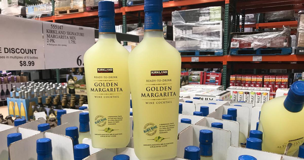 costco golden margarita premade mix