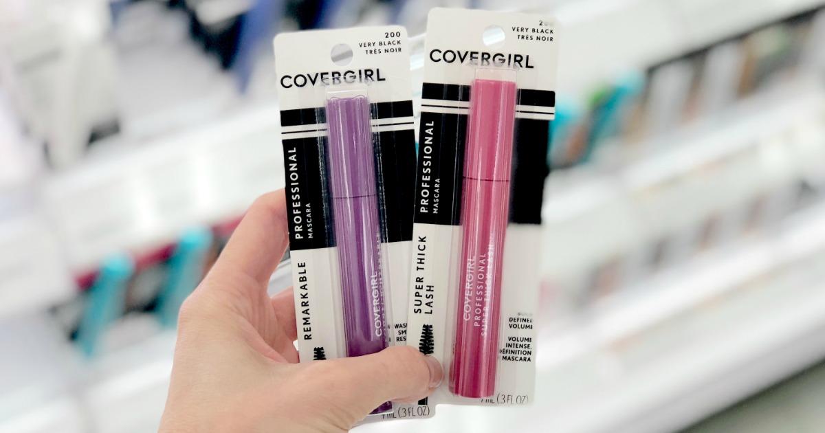 image relating to Covergirl Coupons Printable identify Refreshing CoverGirl Discount codes Mascara as Small as $1.79 Just about every As soon as