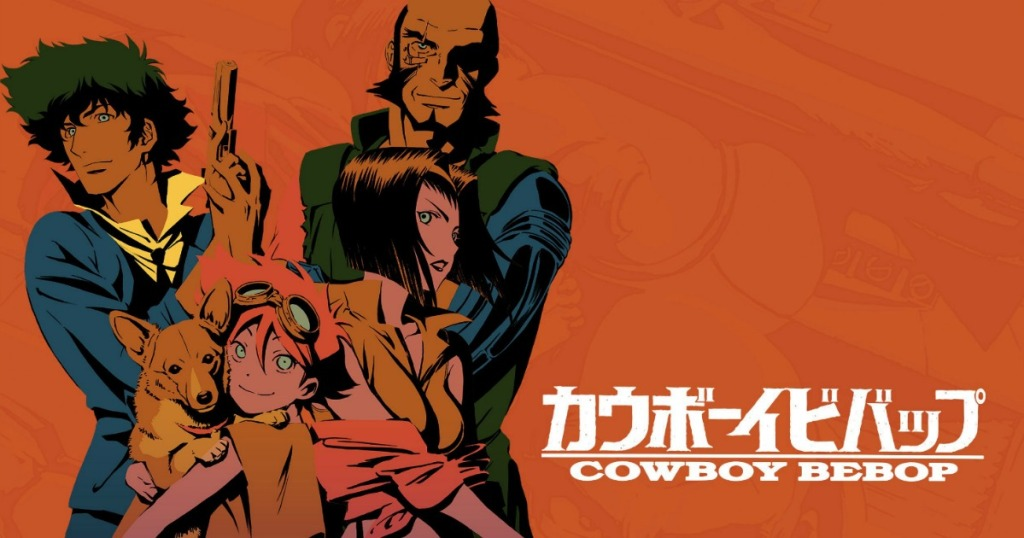 Cowboy Bebop The Complete Series HD Digital Download Only $4 99 on