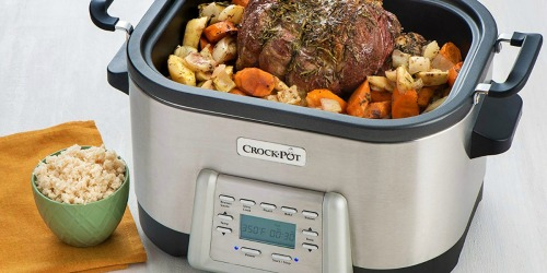 Crock-Pot 6-Quart Multi-Cooker Only $59 Shipped (Regularly $130)