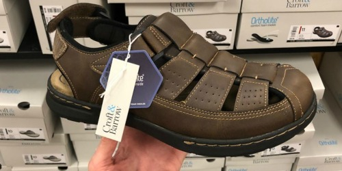 Croft & Barrow Men's Sandals Only $15.99 at Kohl's (Regularly $60) – Awesome Reviews