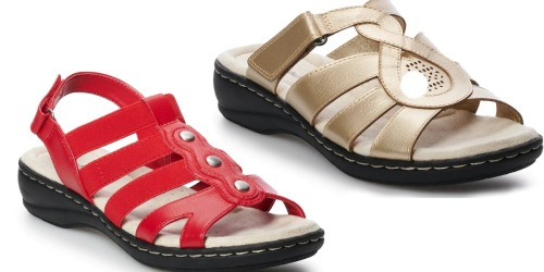 Croft & Barrow Women's Sandals Only $11.99 at Kohl's (Regularly $45)