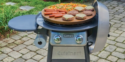 Cuisinart 360° Griddle Cooking Center Only $125.50 Shipped (Regularly $224) – Roast, Steam & Smoke