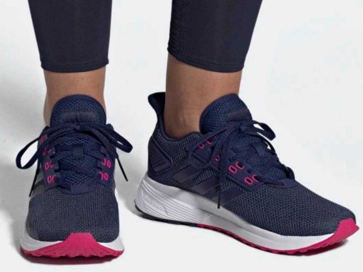 adidas Duramo 7 Mens Running Shoes White | Start Fitness
