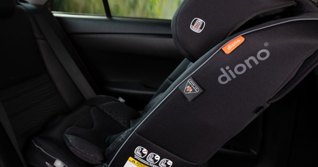 Diono Radian 3 RXT 3-in-1 Convertible Car Seat